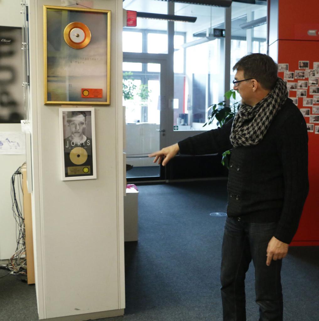Gerald Perschke führt durch MDR Sputnik