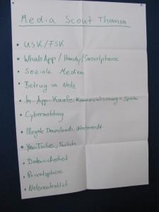 Themen der Media-Scouts aus Wolmirstedt